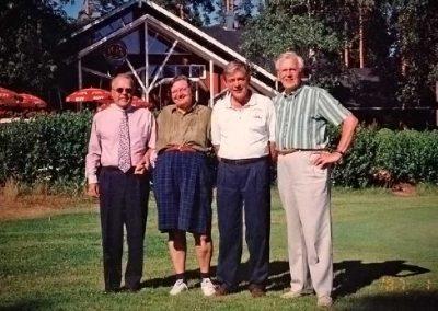 Toivoset toivat golfin Messilään