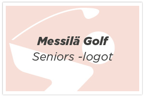 Messilä Golf seniors -logot