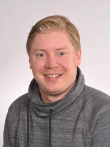 Kilpailutoimikunnan vetäjäksi Joonas Ehrukainen