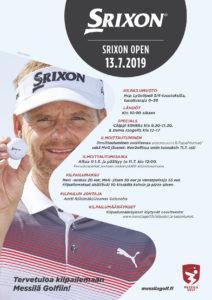 Srixon Open 13.7. Messilässä