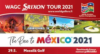 WAGC Srixon Tour 2021 pelattiin Messilässä 29.5.